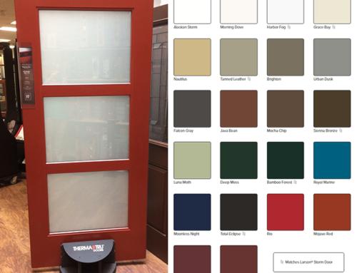 REEB™ Paint Finish Offers Superior Door