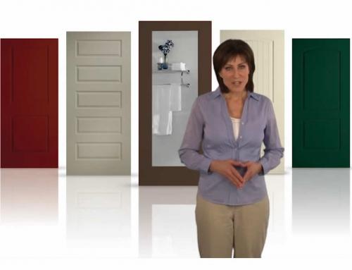 JELD-WEN Interior Molded Composite Doors