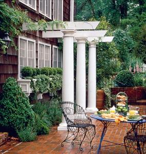 HB&G Round Fiberglass Columns