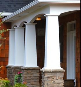 Turncraft PVC Craftsman Columns