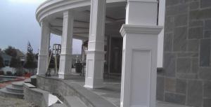 PVC Column Wraps from Intex