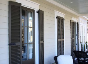 Southern Wood - Exterior Louver