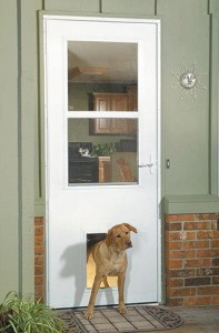 Larson Built-In Pet Door