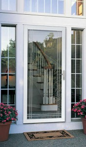 Larson Classic Full View with Double Bevel Glass