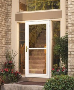 Larson Premier Full View Easy Vent with Retractable Screen