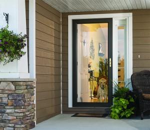Larson Premier Full View Storm Door