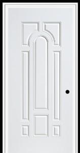 Masonite Steel Sta Tru 8 Panel Door