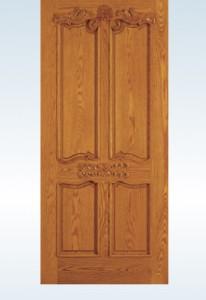JELD-WEN Exterior Wood Panel Door 116