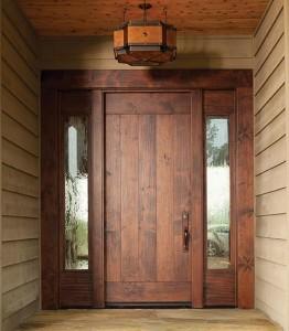 Rogue Valley Exterior Panel Door