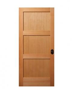 Rogue Valley Exterior Panel Door 4030