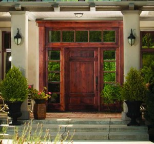 Rogue Valley Exterior Wood Panel 4093
