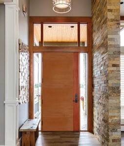 Simpson Exterior Wood Panel 49920 Doug Fir & Sapele Mahogany