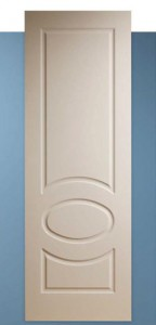 Ecco Interior MDF Router Carved Door ER3600