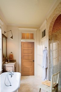 Jeld-Wen Molded Five-Panel Rockport Door with Cove & Bead Sticking