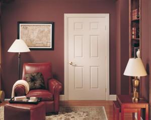 Jeld-Wen Molded Traditional 6-Panel Arlington Door