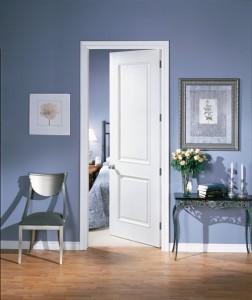 Masonite Classics Molded 2-Panel Door