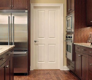 Masonite Classics Molded 4-Panel Door