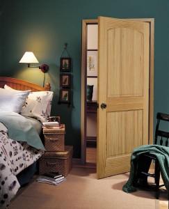 JELD-WEN Interior Authentic Wood 2-Panel 0028 in Sustainable Pine