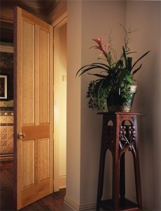 Simpson Wood Interior 9244 in Cherry