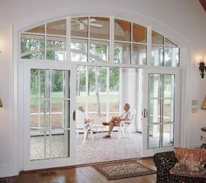 Lincoln Wood Windows Sliding Patio Doors