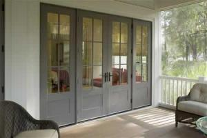 Windsor Scenic Doors with Out-swing