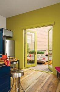 JELD-WEN Exterior French Custom Wood Swinging Patio Door
