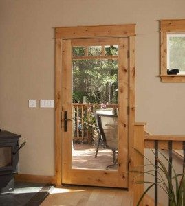 Rogue Valley Exterior French Door 4543