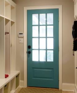 Simpson Exterior French Wood Door 37512
