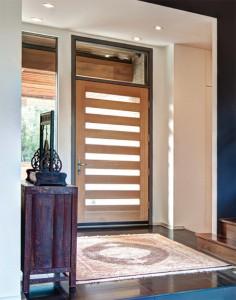 Simpson Exterior French Wood Door 7408
