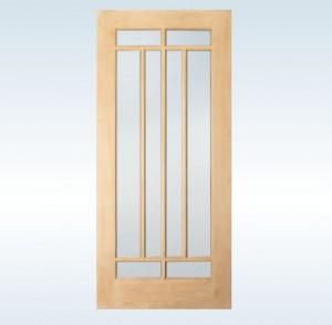 JELD-WEN Interior French Custom Glass E0508