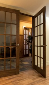 Lemieux Interior French 15-Lite Door