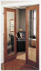 Masonite Interior French 10-Lite Door
