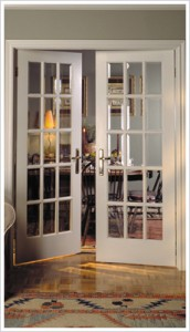 Masonite Interior French MDF 15-Lite Door