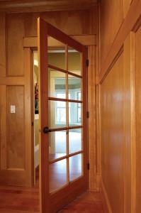 Simpson French Door 1310 in Fir