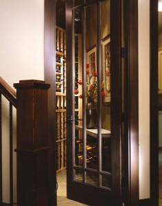 Simpson French Door 1509 in Fir