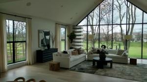 Quaker Aluminum H600 Casement and Picture Window Interior