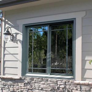 Lincoln Wood Windows