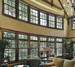 Quaker Wood Windows